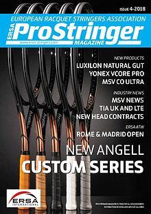 ERSA Pro Stringer Magazine Issue 4 - 2018