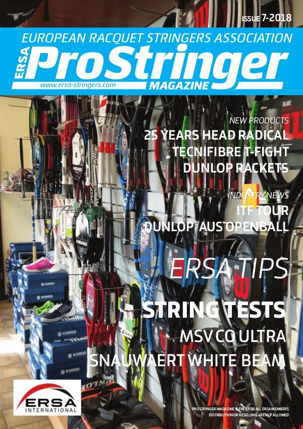 ERSA Pro Stringer Issue 7-2018 prostringer 7-18 web