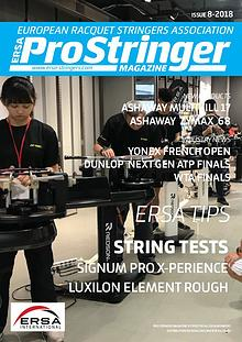 ERSA Pro Stringer Magazine Issue 8-2018