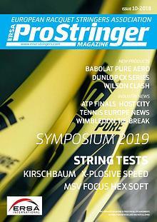 ERSA Pro Stringer Magazine 10 - 2018