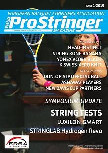 ERSA Pro Stringer Magazine 1 - 2019