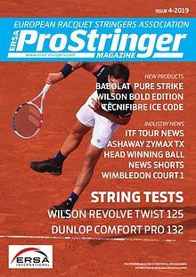 ERSA Pro Stringer Magazine 4 - 2019