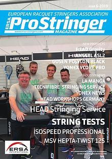 ERSA Pro Stringer Magazine 6 - 2019
