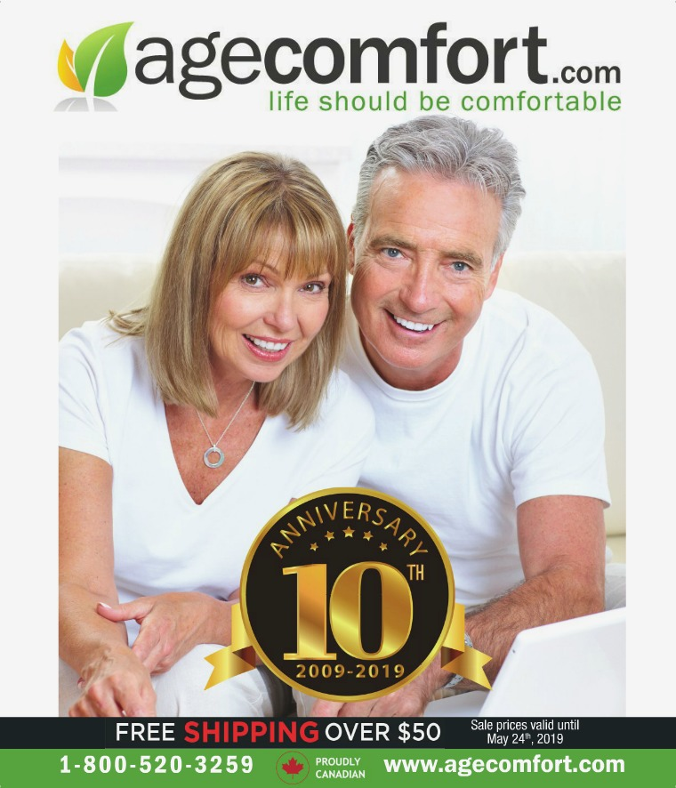 Age Comfort 2019 Spring Catalogue