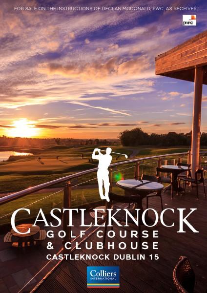 Colliers Ebrochures Castleknock Golf Course & Clubhouse E-Brochure