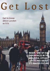 Get Lost London November 27, 2013