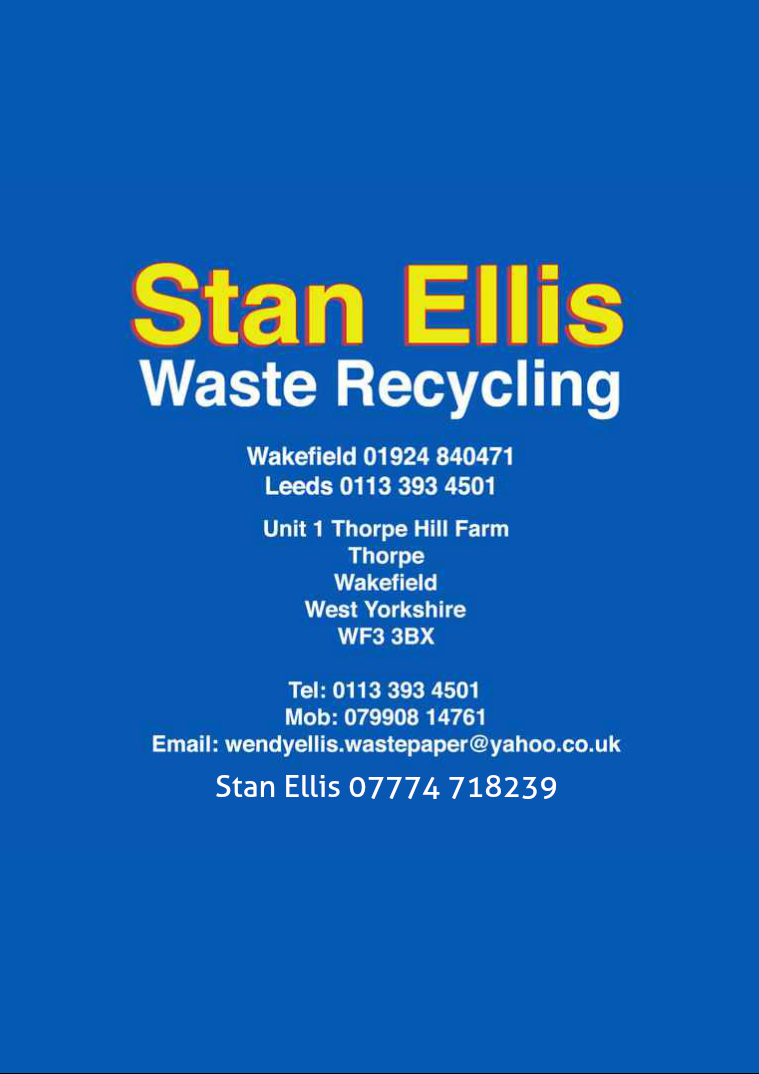 Stan Ellis Waste Paper Collections Stan Ellis Waste Paper Collections Ltd