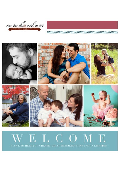 Welcome to Sarah Silver Photography Feb 2014