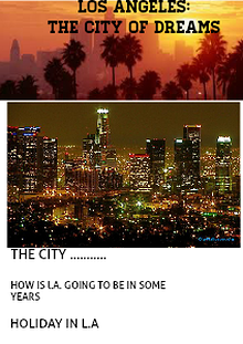 Los Angeles : The City of Dreams