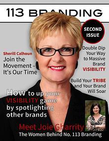 113 Branding Magazine