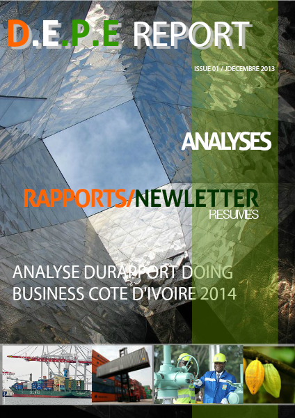 DOING BUSINESS IN COTE D'IVOIRE DOING BUSINESS IN COTE D'IVOIRE