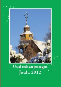 Lions Club Uusikaupunki Joululehdet Joululehti 2012