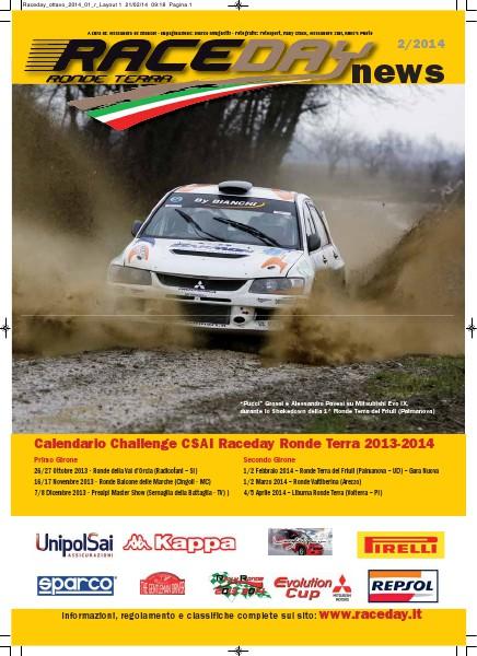 Raceday News 2013 - Numero 5