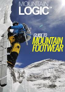 Mountain Logic™ Guides Mountain Footwear