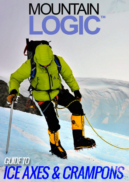 Mountain Logic™ Guides Ice Axes and Crampons
