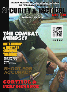 SECURITY & TACTICAL ADVISOR Volume 1 November 2013