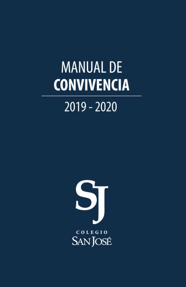 Manual de Convivencia Manual de convivencia PDF