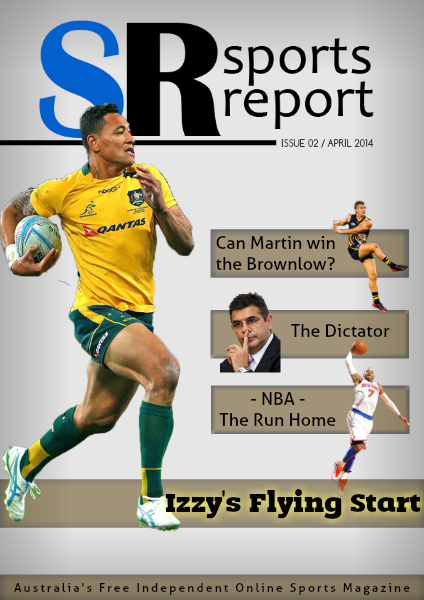 Sports Report Sports Report April 2014