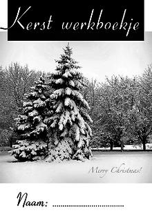 Kerstwerkboekje