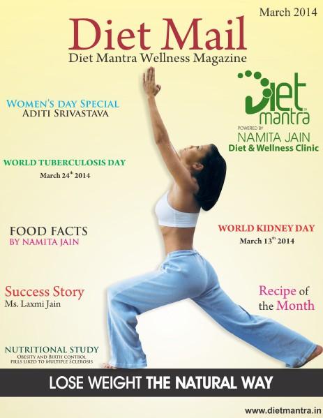 Diet Mantra Wellness Magazine- Women's day special