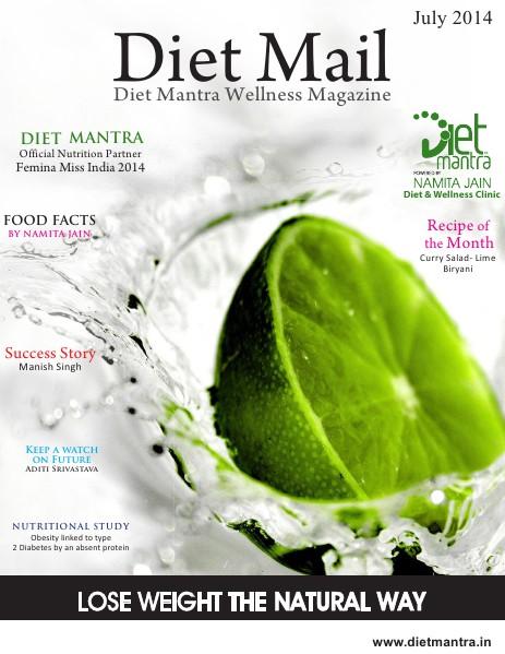Diet Mail - Diet Mail - July 2014, Childhood Obesity