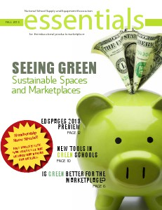 Essentials Magazine Fall 2013