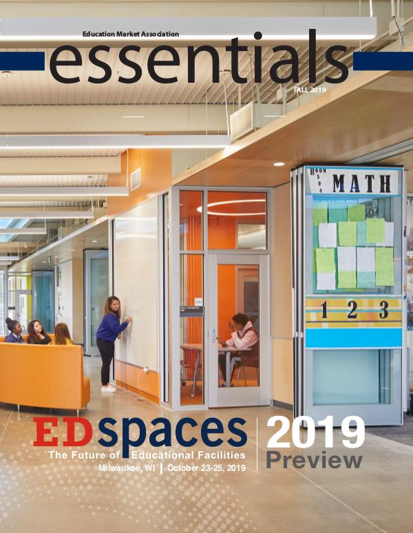 Essentials Magazine Essentials Fall 2019