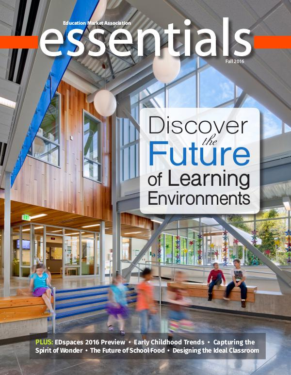 Essentials Fall 2016: EDspaces Edition