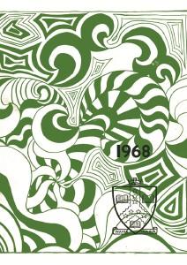 Ngaruawahia High School Yearbook 1968