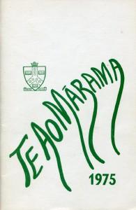 Ngaruawahia High School Yearbook 1975