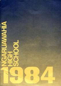 Ngaruawahia High School Yearbook 1984