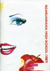 Ngaruawahia High School Yearbook 1987