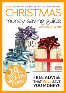 Christmas Money Saving Guide