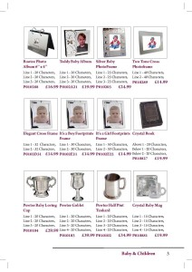 Personalised gifts Baby Gifts