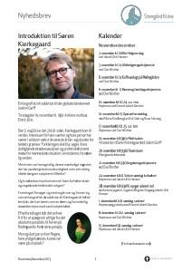Stengård Kirkes Nyhedsbrev 02 2013