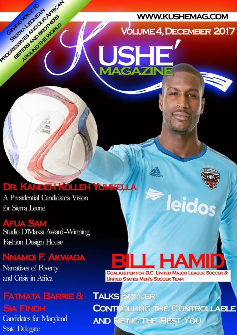 Kushe' Magazine Issue 4 Dec 2017
