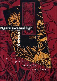 Ngaruawahia High School Yearbooks 1994-2009