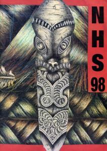Ngaruawahia High School Yearbook 1998
