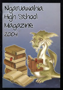 Ngaruawahia High School Yearbook 2004