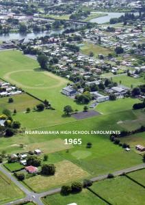 Ngaruawahia High School Enrolments 1963-2012 Ngaruawahia High School Enrolments 1965