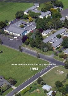 Ngaruawahia High School Enrolments 1963-2012