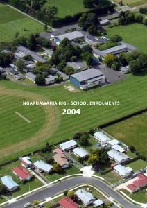 Ngaruawahia High School Enrolments 2004