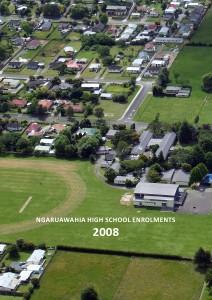 Ngaruawahia High School Enrolments 2008