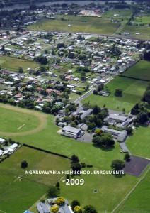 Ngaruawahia High School Enrolments 2009