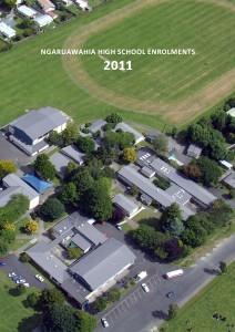 Ngaruawahia High School Enrolments 1963-2012 Ngaruawahia High School Enrolments 2011