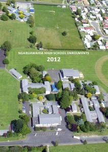 Ngaruawahia High School Enrolments 2012