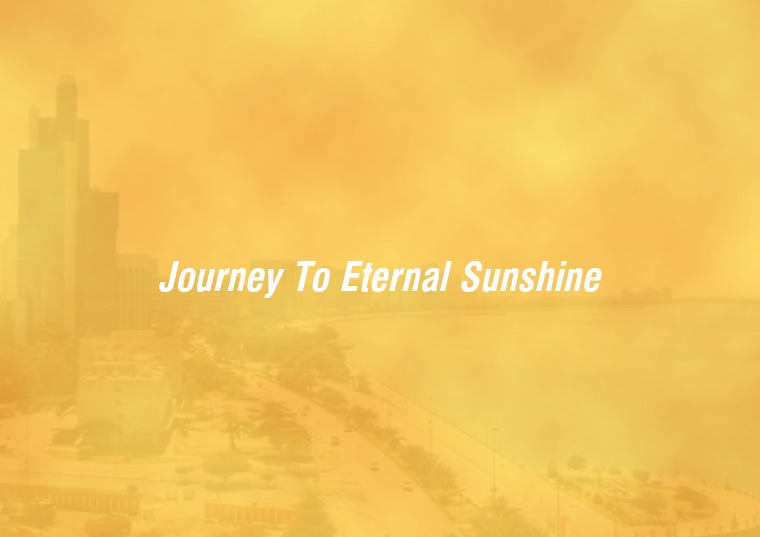 The Journey To Eternal Sunshine Journey To Eternal Sunshine