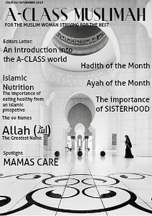 A-class Muslimah