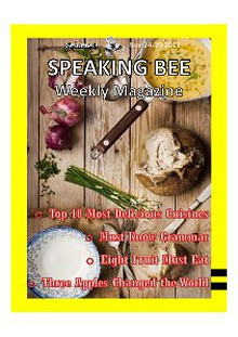Speaking Bee Weekly Magazine Volume 3