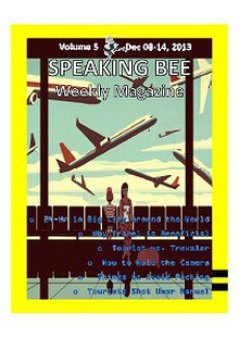 Speaking Bee Magazine Volume 5